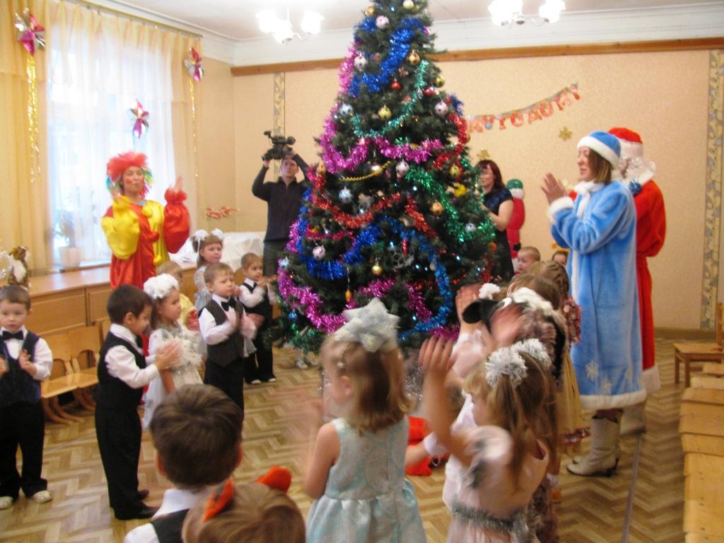 Новогоднего праздника в доу